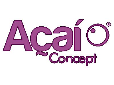 Logótipo Açaí Concept