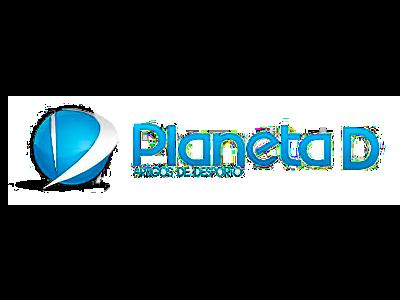 Logótipo Planeta D