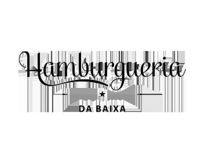 Logótipo Hamburgueria da Baixa