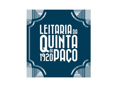Logótipo Leitaria da Quinta do Paço